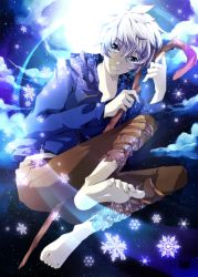 Jack Frost by SquChan