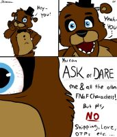 Ask or Dare! by Shimazun