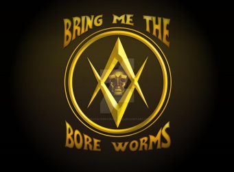 Bring Me The Bore Worms by panicfaceproductions