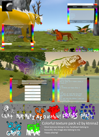 Colourful Texture pack v2 NEW DOWNLOAD LINK by Nin-kaii
