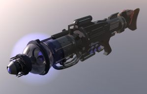 Particle Beam Cannon by shelbs2
