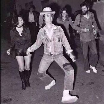 He Boot Too Big Cause He Gotdamn Feet by Beatlesfreakforever