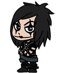 Jinxx Page Doll by DerseDragon