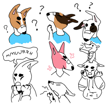 color tests n whatever by PUNKYDUNK