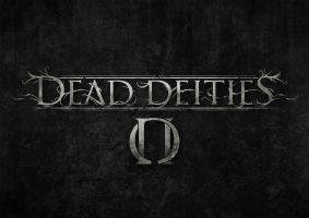 Dead Deities logotype by isisdesignstudio