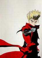 Vash the Stampede by SolidSnake684