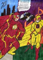 Menace of the Reverse Flash by TheZackBurg