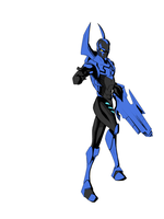 BlueBeetle Base colors by VexyFate