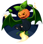 A halloween chimera by UndeadFae