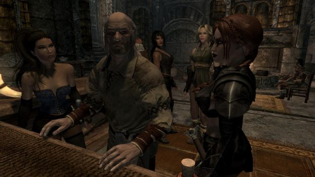 Skyrim - The Deadly Brothers - 69 by ThePHantom52