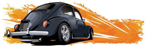 VW Beetle Finished Version 2 by flatfourdesign