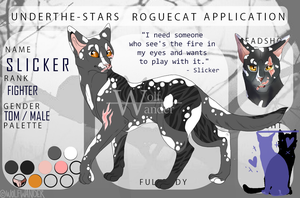 Slicker | Lost Lover | Rogue Application by wolfwander