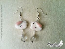 Japan Rabbits by AyumiDesign