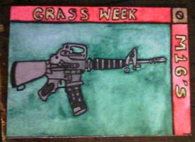 Marine ATC Grass Week by mintdawn