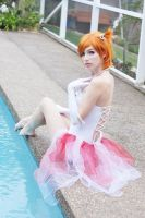 Misty's Goldeen Dress