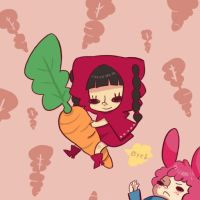 MY CARROT by donnapu