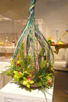 Bouquets to Art 2017 Flower Arrangement 59 by Trisaw1