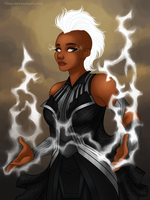 Storm by 7Lisa