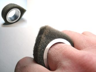 ring a day 89...foamy by noformdesign