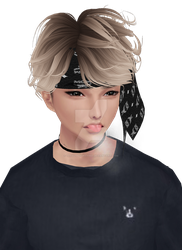 AnimeRebels IMVU DP (2017/PLAIN vers) by TetsuyaNoKenma