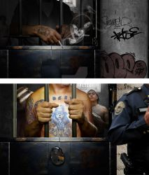 Mexican Prisons by ill-91s