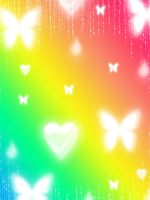 FREE: Cute Rainbow Background by Magical-Mama