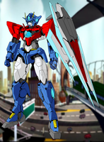 TF Ani Optimus Qan T by AlmightyElemento
