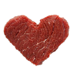 meat heart by MINECR-AFT