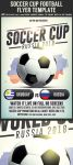 Russia Football World Cup 2018 Flyer Template by Hotpindesigns