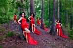 Multiply Red by BENAFOG