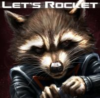 Let's Rocket by RobertDamnation