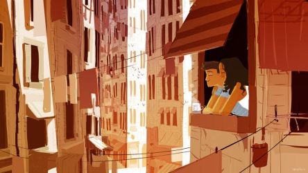 City Flavor by PascalCampion