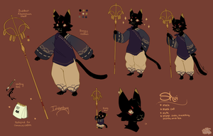 Shui Ref 2017 by catwitches
