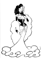 Immodesty Blaize by BevisMusson