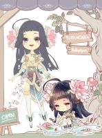 [Auction]Floral Lotus ::CLOSED:: by Rurucha