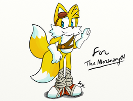 Boom Tails by Daily-Needs