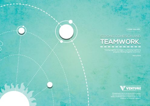 Teamwork: Space Poster Series- Part 3 by louisana