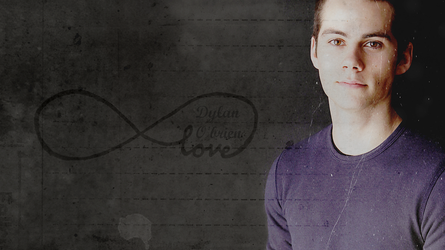 Dylan O'brien wallpaper by mishulka