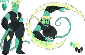 Erinite [gemsona] * by mute-owl