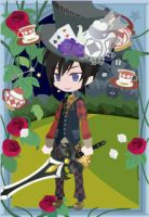 .::Mad Hatter::. by Scoric