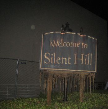 Welcome to Silent Hill by photomars-365