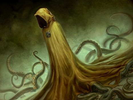 Hastur by capprotti