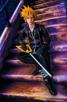 Roxas Cosplay by DeadPhantoms