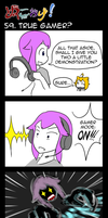 NUKOxRWBY 59 - True Gamer? by geek96boolean10