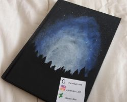 Sketchbook Art by cher-o-kee