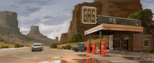 GAS by Andead