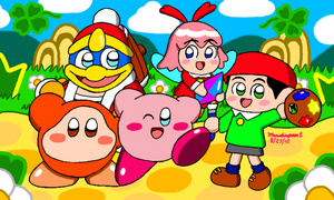 Kirby 64 The Crystal Shards by MarioSimpson1