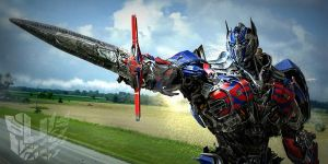 TF4 - Optimus Prime: War Is Imminent by SEG2K14