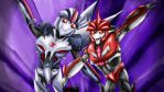 Knock Out and Starscream - Forget Who's Wrong by doomiscool