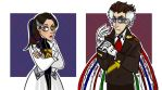 {TSP and Portal} GlaDOS and The Wired Narrator by Esferu
